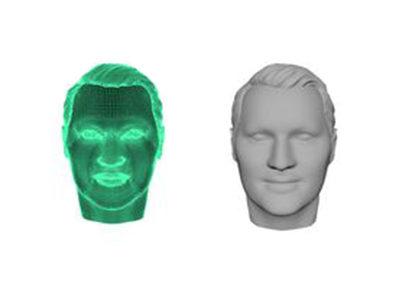 Исправление и редактирование 3D моделей после 3D сканирования
