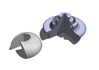 Исправление 3D моделей