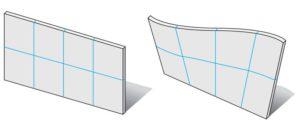 3. Искривление и деформация при 3D печати