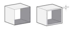 толщина стенок для 3D печати