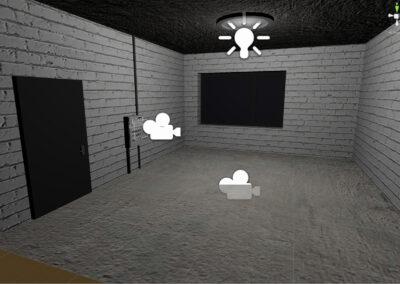 VR тренажер розжига котла в виртуальной реальности